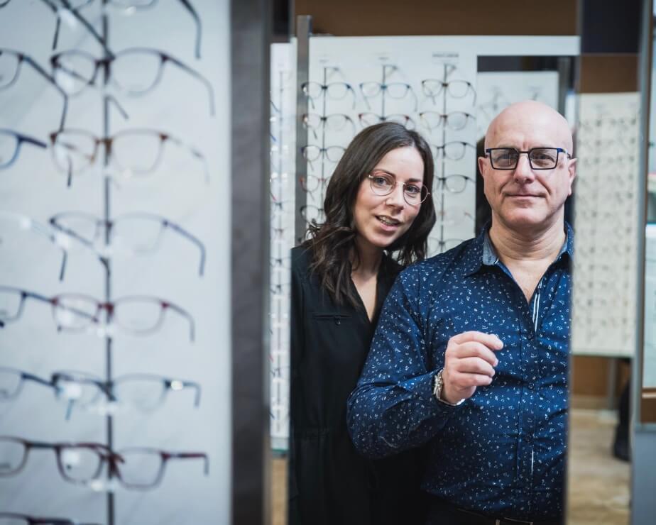 Techniques d'orthèses visuelles 12