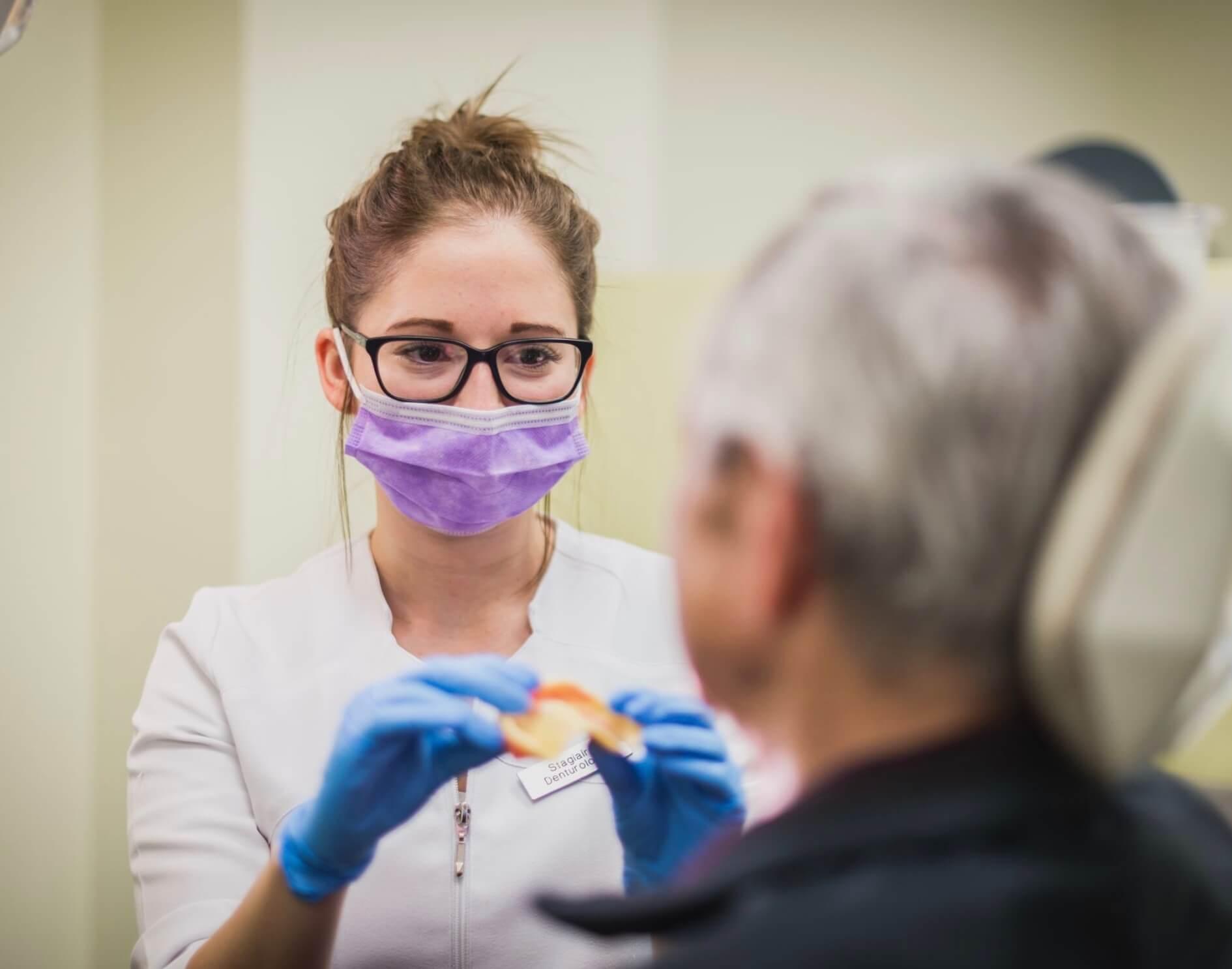 Techniques de denturologie principale