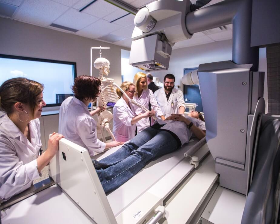 Technologie de radiodiagnostic 4