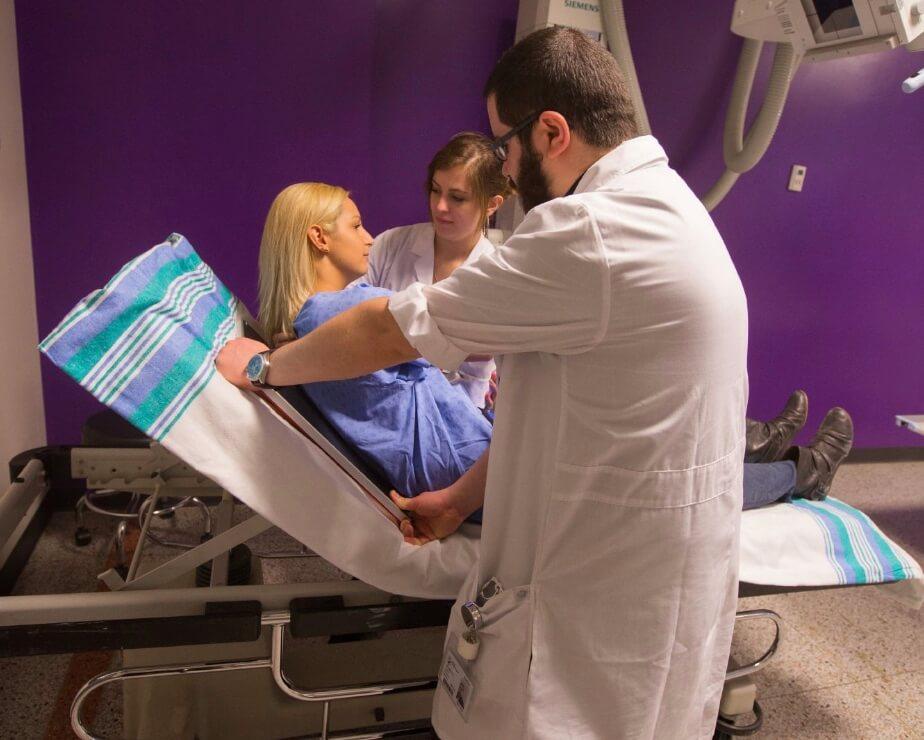 Technologie de radiodiagnostic 3