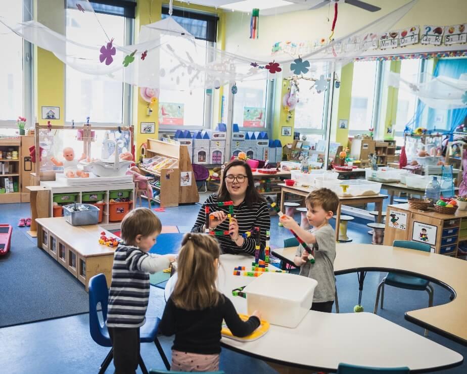 DEC-BAC intégré en Techniques d'éducation à l'enfance - Éducation préscolaire et enseignement primaire 6