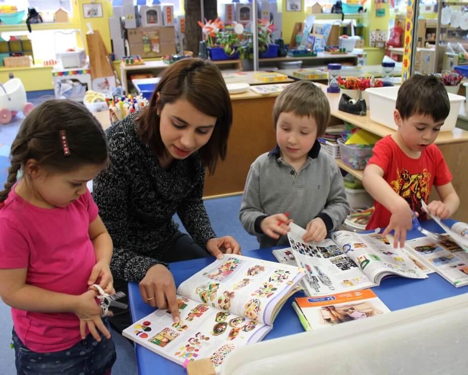 DEC-BAC intégré en Techniques d'éducation à l'enfance - Éducation préscolaire et enseignement primaire 1