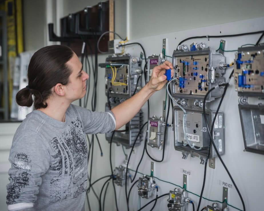 Technologie de l'électronique - Télécommunication 7